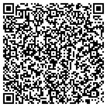 QR-код с контактной информацией организации Все для авто, ЧП