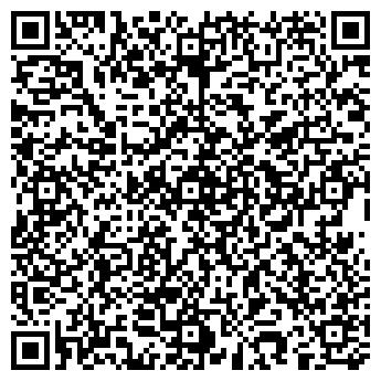 QR-код с контактной информацией организации Индар, ЗАО