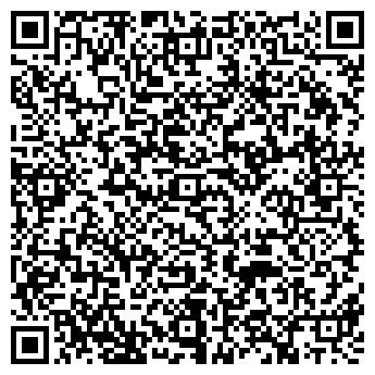 QR-код с контактной информацией организации АВ Центр, ООО