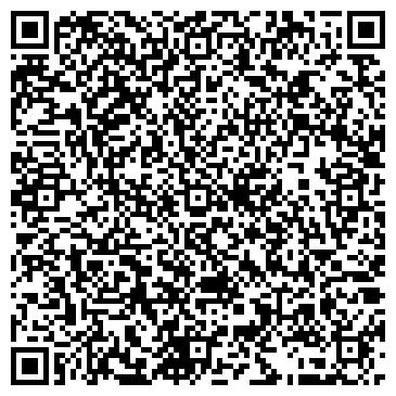 QR-код с контактной информацией организации Черный жемчуг ТД, ООО