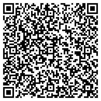 QR-код с контактной информацией организации ДЖИНСЫ
