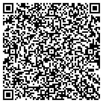 QR-код с контактной информацией организации Надежда, ИП