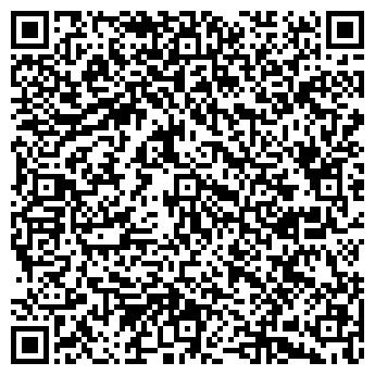 QR-код с контактной информацией организации Кроликовод