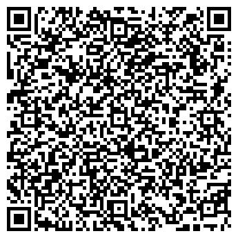 QR-код с контактной информацией организации ЛБР-групп, Филиал