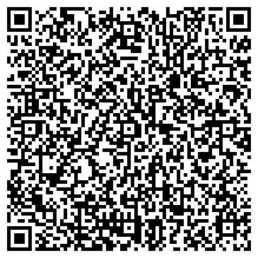 QR-код с контактной информацией организации Мегакорп, ИООО