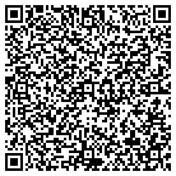 QR-код с контактной информацией организации ООО ДАНА