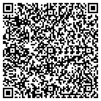 QR-код с контактной информацией организации ТОО «АзияТехМаш»