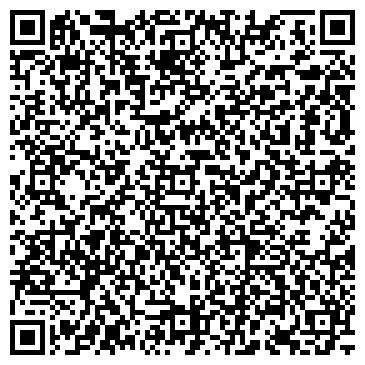 QR-код с контактной информацией организации Технический центр Нева, ООО
