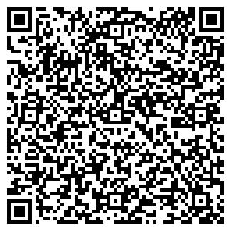 QR-код с контактной информацией организации BORA BORA