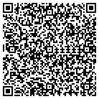 QR-код с контактной информацией организации САЛОН КЛЕОПАТРА