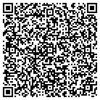 QR-код с контактной информацией организации САЛОН-МАГАЗИН BURDA-MODEN