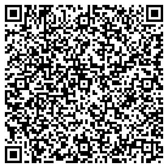 QR-код с контактной информацией организации Автомар, ООО