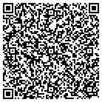 QR-код с контактной информацией организации Удача, ЧП