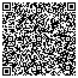 QR-код с контактной информацией организации МАГАЗИН ПАРАД