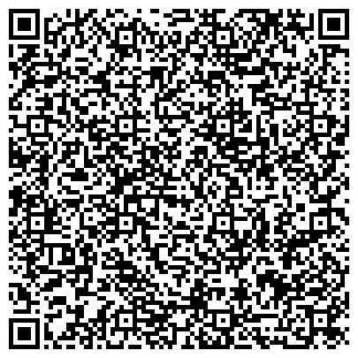 QR-код с контактной информацией организации Луганский завод сельскохозяйственных деталей, ЧП