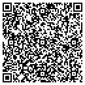 QR-код с контактной информацией организации ЛЮДМИЛА