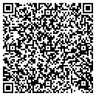QR-код с контактной информацией организации ПЫШЕЧКА