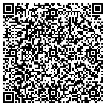 QR-код с контактной информацией организации НПФ Монада