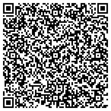 QR-код с контактной информацией организации филиал ООО