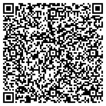 QR-код с контактной информацией организации ООО Брик Лайн