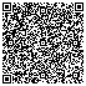 QR-код с контактной информацией организации BlackGates магазин