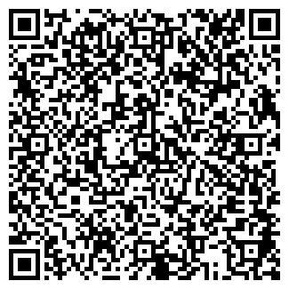 QR-код с контактной информацией организации СТУДИЯ РЕЗОНАНС