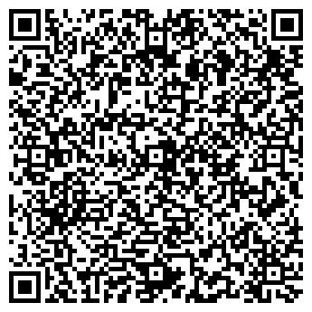 QR-код с контактной информацией организации Адаптация ЦТО