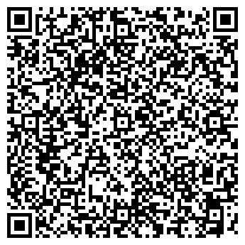 QR-код с контактной информацией организации ЗАО САТУРН-АВТО