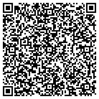 QR-код с контактной информацией организации Субъект предпринимательской деятельности Salon Km