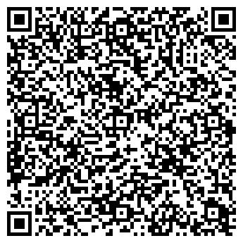 QR-код с контактной информацией организации ЗАО ТЕХИНВЕСТСТРОЙ