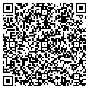 QR-код с контактной информацией организации АкваВива, ЧПУП