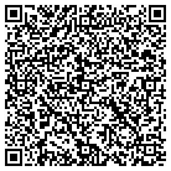 QR-код с контактной информацией организации интернет магазин AKMO