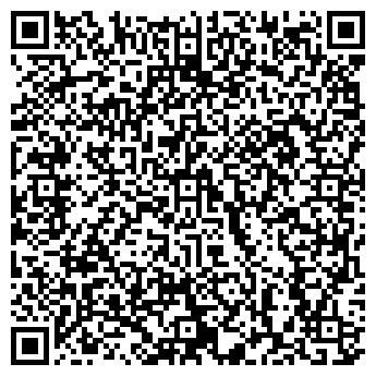 QR-код с контактной информацией организации ООО ВК-СЕРВИС