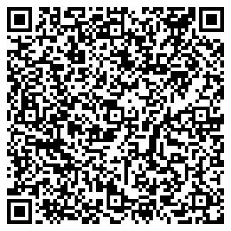 QR-код с контактной информацией организации V.I.P