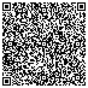 QR-код с контактной информацией организации Альфа-сервис, ООО