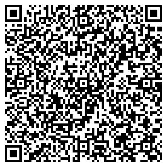 QR-код с контактной информацией организации Терраинтех, ООО