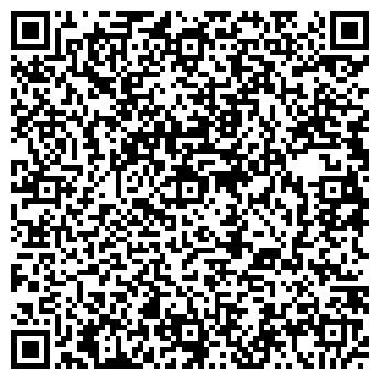 QR-код с контактной информацией организации Ви-Кинг, ООО