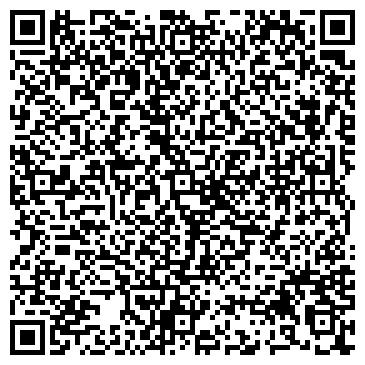 QR-код с контактной информацией организации КОМПАНИЯ РОДОСТ, ЧП