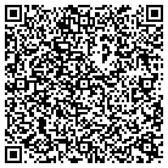 QR-код с контактной информацией организации УФСБ ПО Г. МОСКВЕ И МО