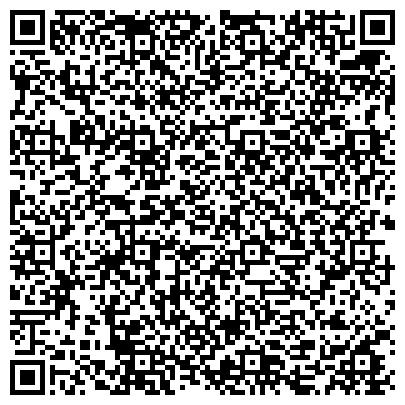 QR-код с контактной информацией организации Фабрика швейная Коммунар, ОАО