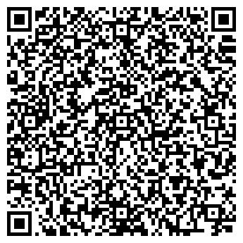 QR-код с контактной информацией организации Двери в дом, компания