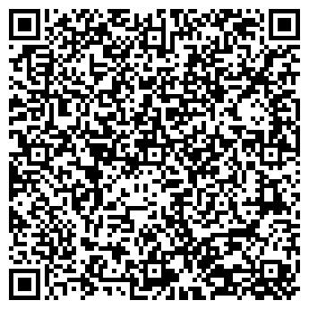 QR-код с контактной информацией организации Оджи-Мебель, ООО