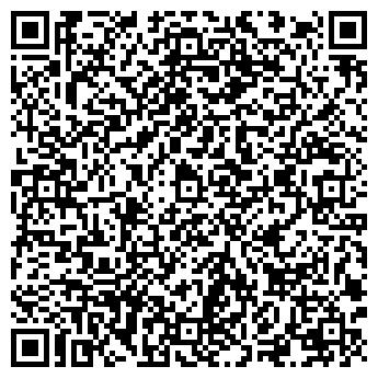 QR-код с контактной информацией организации ООО АСФА