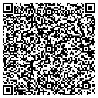 QR-код с контактной информацией организации Дружок Барбоскин