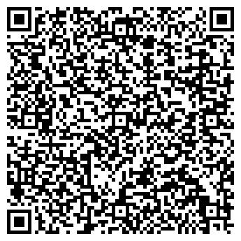 QR-код с контактной информацией организации Damaskprint