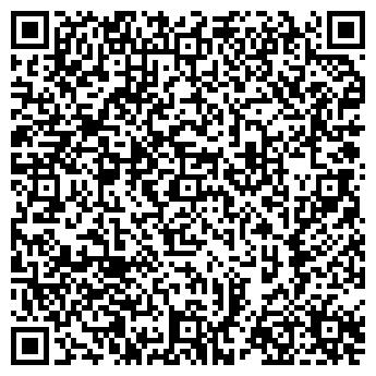 QR-код с контактной информацией организации КРАСНЫЙ ЭЛЕКТРИК ДК