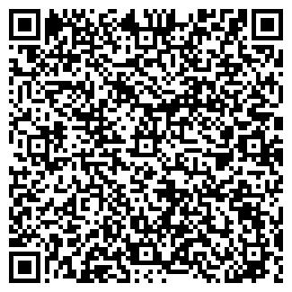 QR-код с контактной информацией организации ИП Кристин