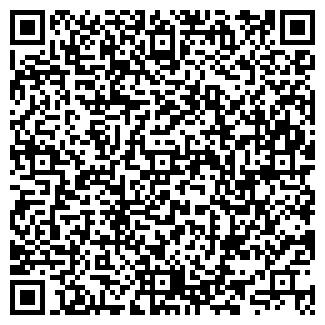 QR-код с контактной информацией организации ДЕТСКАЯ БИБЛИОТЕКА