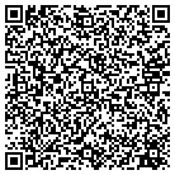 QR-код с контактной информацией организации Allvision