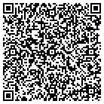 QR-код с контактной информацией организации АТЛАНТА-КРОСС